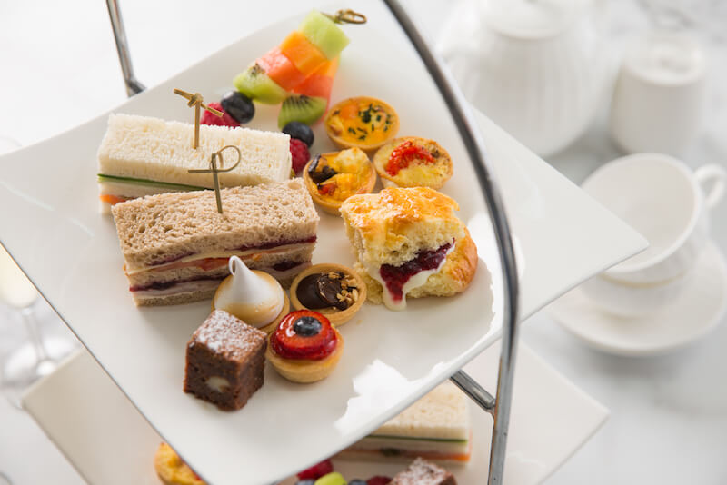 5 food ideas for an incredible corporate afternoon tea - Chez Nous